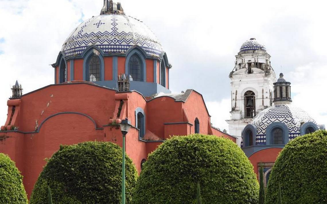 Restauración en San José se retrasa por lluvias - El Sol de Tlaxcala