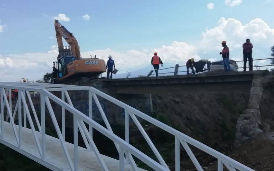 Generará movilidad el puente de Agegela, en Ixtacuixtla - El Sol de Tlaxcala