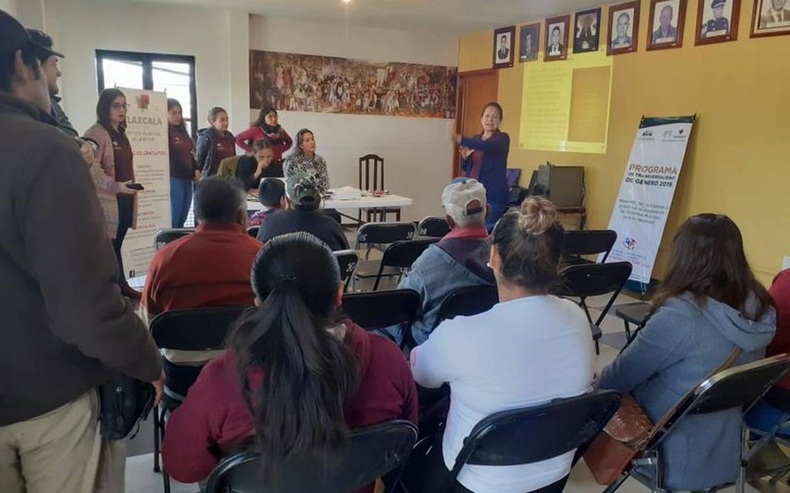 Difunden servicios de calidad en Tepehitec - El Sol de Tlaxcala