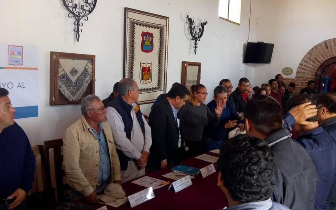 Quitarán objetos que obstruyan vía pública de Tlaxco - El Sol de Tlaxcala