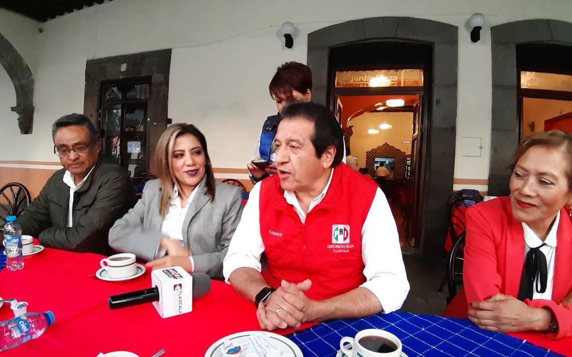 """""""PRI debe acercarse a bases"""" : Lorena Piñón Rivera - El Sol de Tlaxcala"""