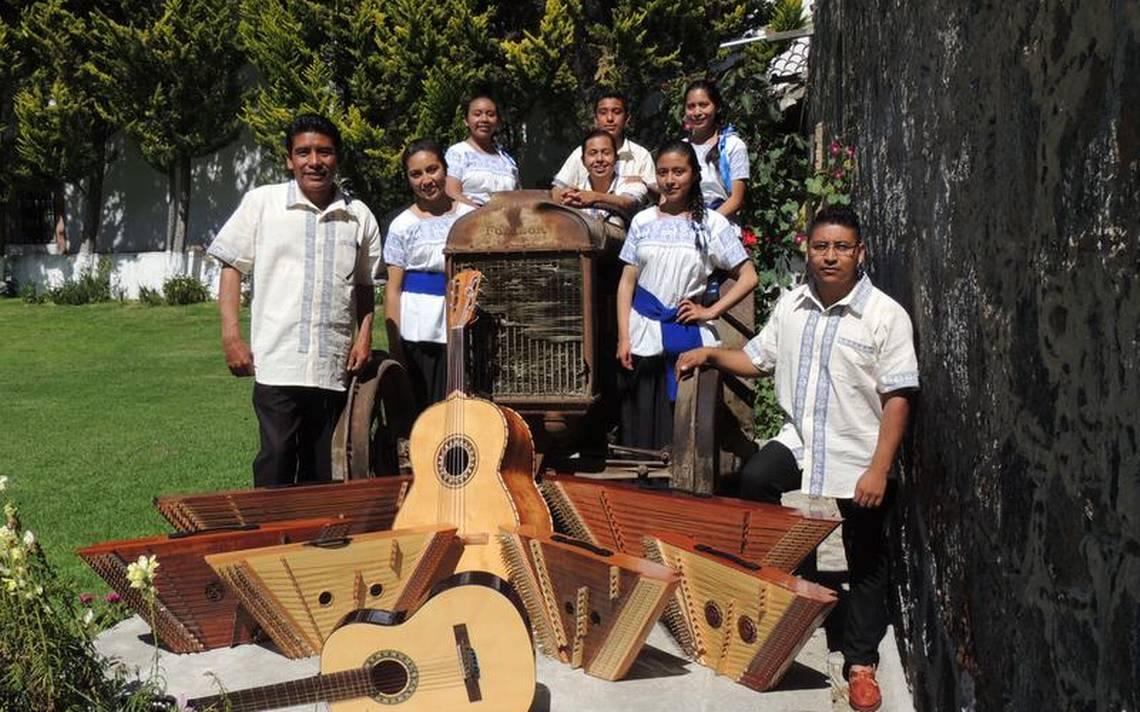 Huellas de Arte fusiona salterio y diversos géneros - El Sol de Tlaxcala