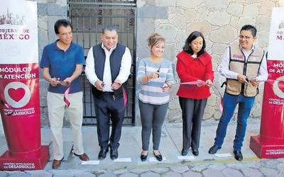 Abre El Centro Integrador De Bienestar Sus Puertas En Belén