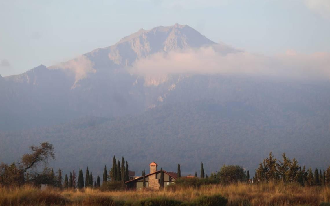 Frío amanecer en Huamantla - El Sol de Tlaxcala
