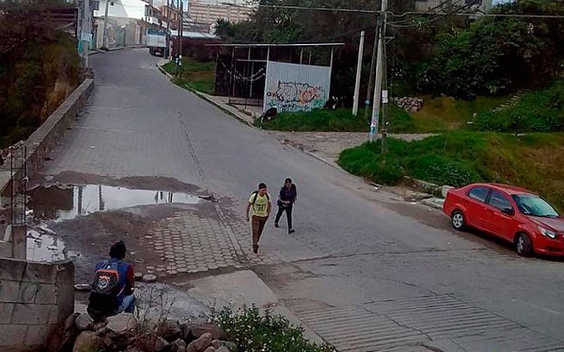 Crecen asaltos entre Buensuceso y Canoa - El Sol de Tlaxcala