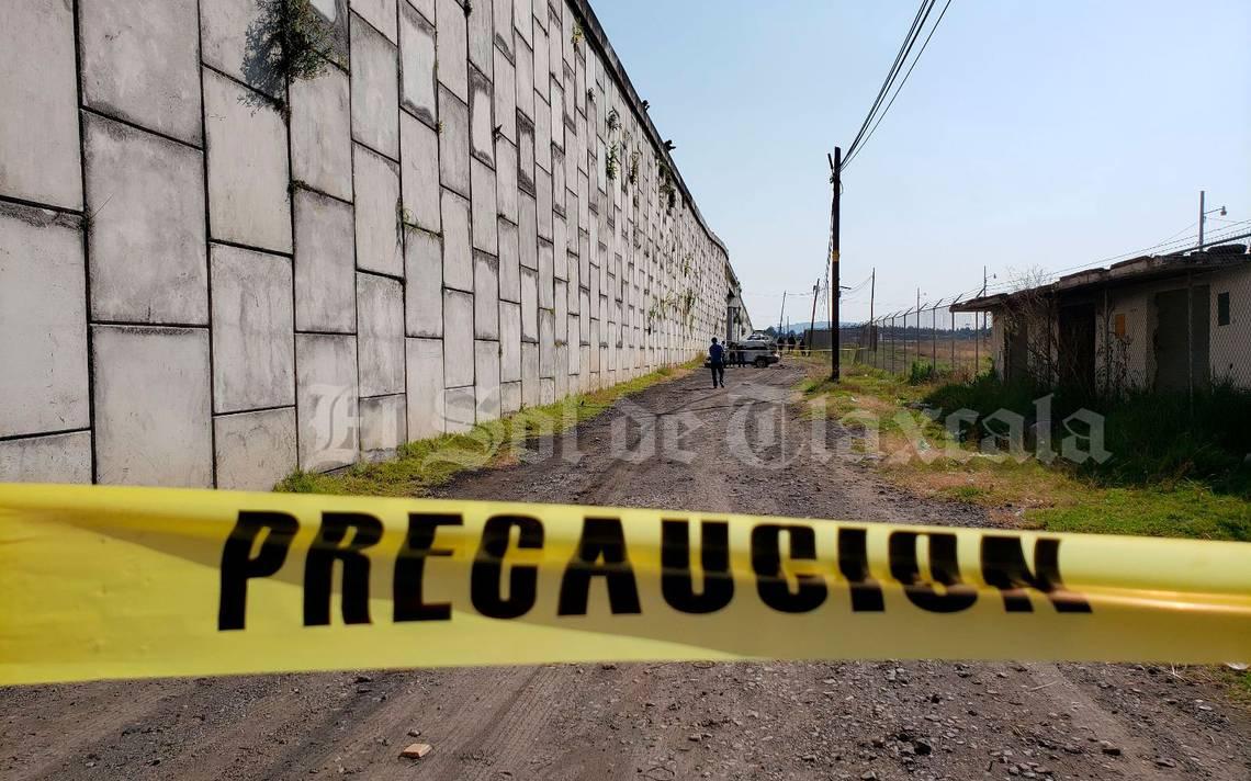 """Tragedia: Muere al salir """"volando"""" de la carretera Apizaco-Huamantla y quedar prensado - El Sol de Tlaxcala"""