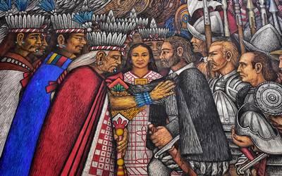 Tlaxcala 500 años del encuentro de dos culturas - El Sol de Tlaxcala |  Noticias Locales, Policiacas, sobre México, Tlaxcala y el Mundo