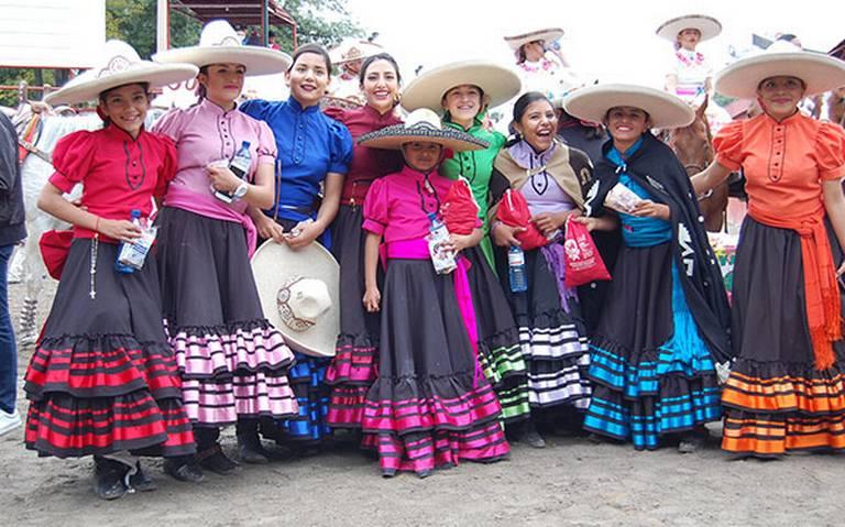 Brillan Escaramuzas En La Feria Tlaxcala El Sol De Tlaxcala