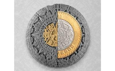 Calendario Azteca.Siempre Estuvo Ahi Asi Es El Calendario Azteca Con Unos