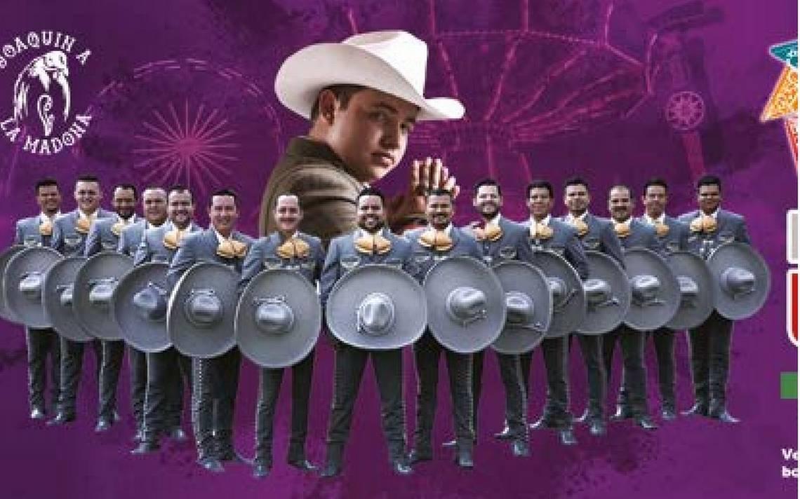 Mariachi Internacional CHG y Brian Sandoval se presentarán en el Palenque - El Sol de Tlaxcala