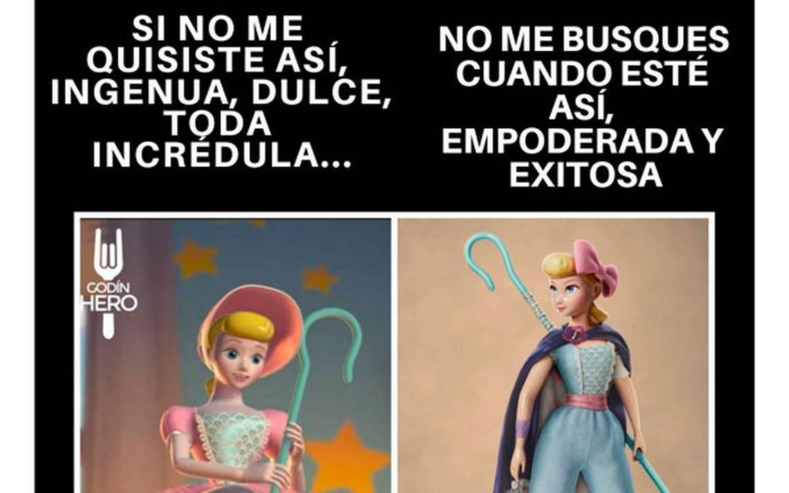 ¡Betty volverá en Toy Story 4! Y estos son los mejores memes - El Sol de  Tlaxcala ef83a90d240