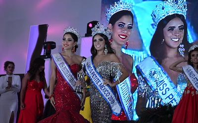 Priscila Flores Se Corona Miss Petite Mexico 2018 El Sol De Tlaxcala
