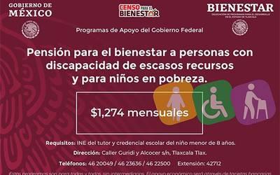 353410fdd Qué necesitas para recibir la pensión de personas con discapacidad ...