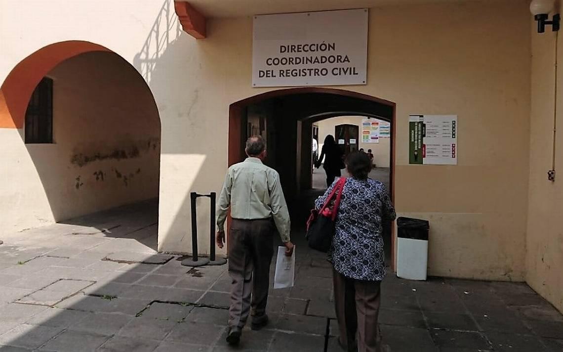 Ofrece registro civil servicio de expedición de documentos oficiales ...